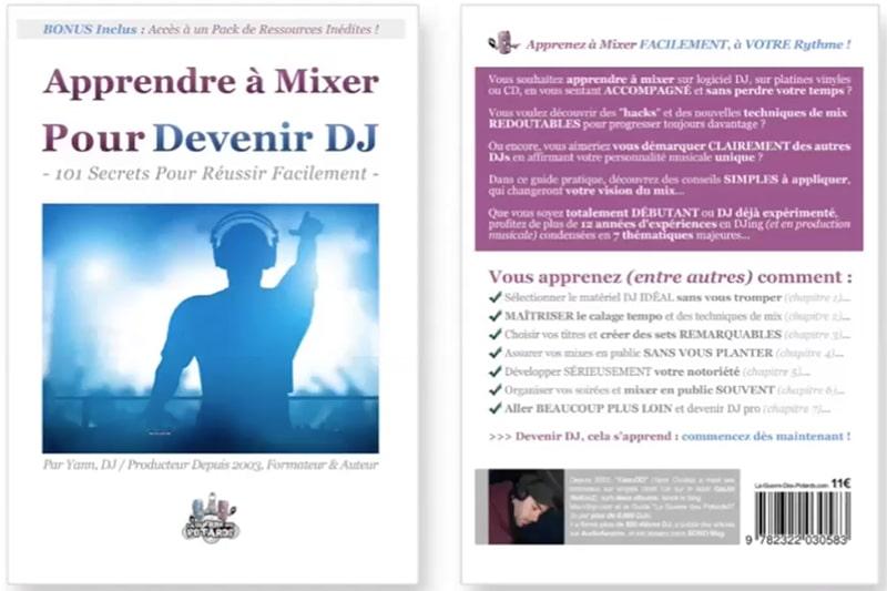 Télécharge le livre Apprendre à mixer pour devenir DJ